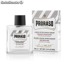 Balsamo after shave 100ml proraso te verde y avena