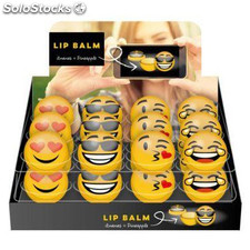 "Bálsamo labial ""emoticonos"""