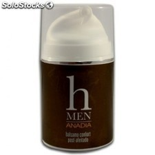 Balsamo post afeitado h men 50ml anadia
