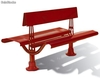 Banc florence double assise