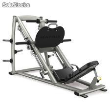 Banca peso libre degree leg press g3-pl70