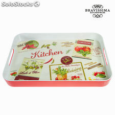Bandeja de melamina kitchen - Colección Kitchen's Deco by Bravissima Kitchen