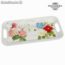 Bandeja flowers bouquet - Colección Kitchen's Deco by Bravissima Kitchen