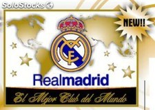 Bandera Real Madrid. Best club of the world