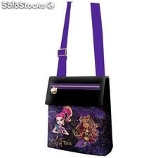 Bandolera Action Pocket As You Wish Monster High
