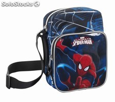 "Bandolera peque?a spiderman ""GO spidey!"""