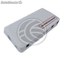 Bank USB battery with 12000mAh car starter and DC12V DC19V (OD42)