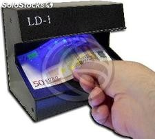 Banknote value counter and counterfeit detector IR MG MT UV for EURO notes