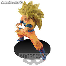 Banpresto Dragon Ball - Goku Super Saiyan 14 Cm