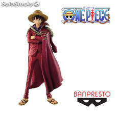 Banpresto One Piece - Monkey D Luffy 20 cms