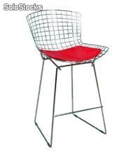 Banqueta Wire de Harry Bertoia