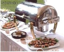 Banquetes Gourmet para Eventos Royal table