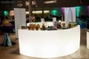 Bar Furniture Bar Counters Design with Light