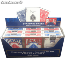 Baraja cartas bicycle