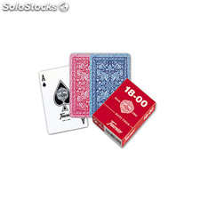 Baraja cartas naipes poker fournier