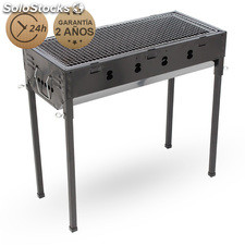 Barbacoa black tray