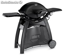 Barbacoa Weber Q 3200 Black de Gas