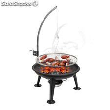 Barbecue a Carvão FireFriend BQ6850