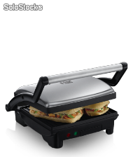 Barbecue de table 3 en 1 : panini - grill -barbecue - russell hobbs