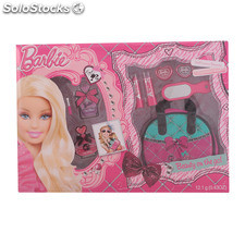 Barbie beauty on the GO blockbuster case 8 pz