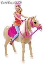 Barbie cheval de danse