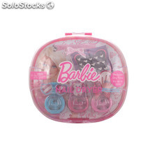 Barbie doll´ icious nail dryer case 8 pz