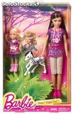 "Barbie. Hermanas ""Vamos de safari"""