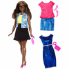 Barbie Muñeca Barbie Fashionistas Emoji Fun DTF02
