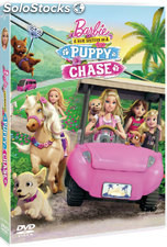 Barbie y hermanas busca perritos/DVD son