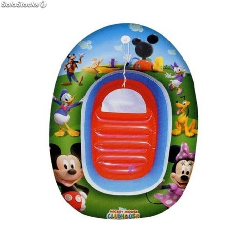 Barca Inflable Mickey 102X69Cm