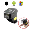 Barcode Scanner al dito con Bluetooth per Android, iOS e Windows