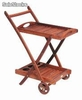 Barek ogrodowy - homestead drink trolley