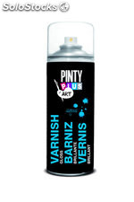 Barniz base agua mate manualidades spray 400 ml