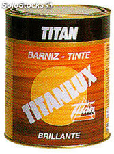 Barniz tinte brillante caoba 375 ml