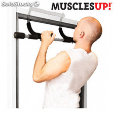 Barra de Dominadas Muscles Up!