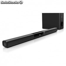 Barra de sonido PHILIPS htl2163b - bluetooth - altavoces 2x30w - subwoofer 60w