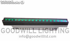 Barra Led impermeable 18x5in1, Outdoor Barra Led