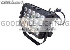Barra Led impermeable 20x6in1
