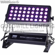 Barra Led impermeable 48x5in1