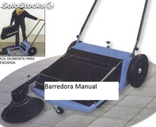 Barredora Manual