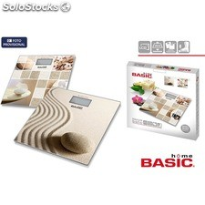Báscula baño digital 180KG basic home - diseños surtidos - basic home -