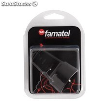 Base Movil Elec 100X145X55 Tt 16A-250V Polic Ne Famat