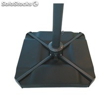 Base parasol rellenable 100kg