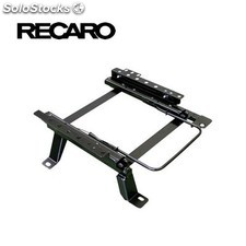 Base recaro audi A4 avant cabrio(manual y electrico) 8E 12/00 - 12/07 copiloto