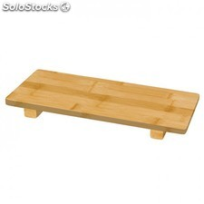 Base sushi 50x23x2,5 cm natural bambu