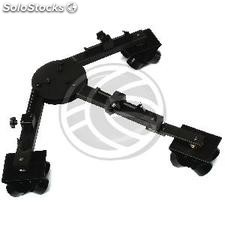 Base traveling with dolly wheels for crane rail tripod (JO07)
