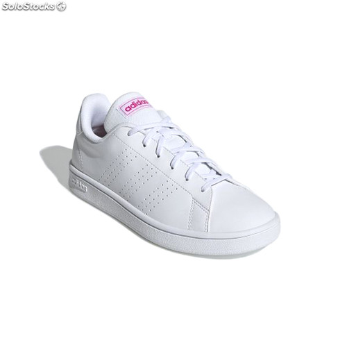 Baskets Casual pour Femme Adidas Advantage Base Blanc