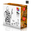 Batamanta Snug Snug Big Tribu Color Leopardo - Foto 3