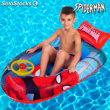 Bateau Gonflable Spiderman