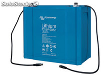 Batería de Litio 12,8V 100Ah Serie Smart